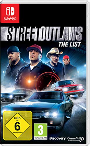 Street Outlaws Switch