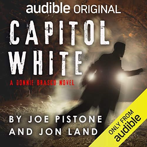 Capitol White audiobook cover art