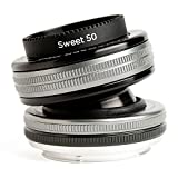 Lensbaby ティルトレンズ Composer Pro II with Sweet 50 キヤノンEF用 フルサイズ対応