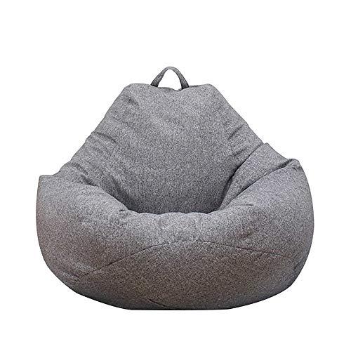 Iraza Puff Funda de Bean Bag 70x80cm,Kit de Sillónes de Hinchables de...