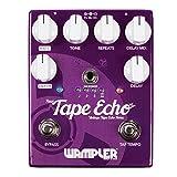 Wampler Faux Tape Echo V2Delay Pédale d'effets pour guitare...