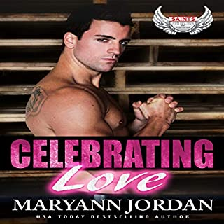 Celebrating Love      Saints Protection & Investigations, Book 9              Written by:                                                                                                                                 Maryann Jordan                               Narrated by:                                                                                                                                 Alexandre Steele                      Length: 8 hrs and 47 mins     Not rated yet     Overall 0.0