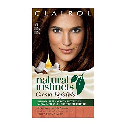 Clairol Natural Instincts Semi-Permanent Hair Color Kit