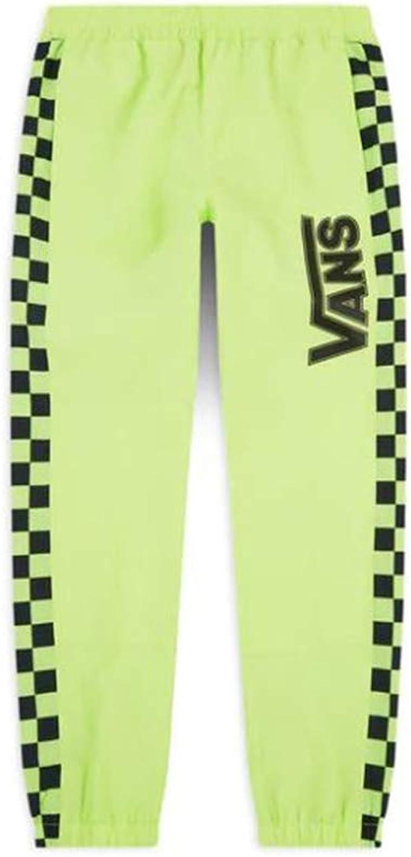 Vans Pantalone Tuta da Uomo Tessuto Verde VN0A458CSQ41 : Amazon.it ...