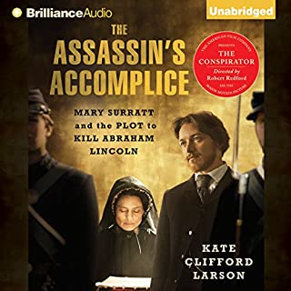 The Assassin's Accomplice audiobook cover art