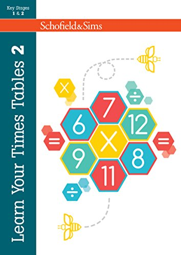 Learn Your Times Tables 2: KS2 Maths, Ages 7-11