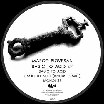 Basic to Acid EP