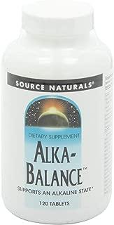 Source Naturals Alkaline Balance - 120 Tablets