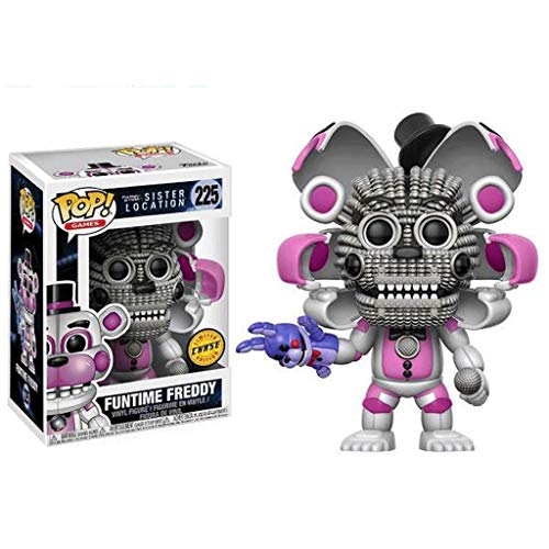 Funko Pop Games : Five Nights at Freddy'S - Funtime Freddy 3.75inch Vinyl Gift for Games Fans SuperCollection