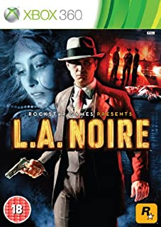 LA Noire (Xbox 360) (B003NSBMBW) | Amazon price tracker / tracking, Amazon price history charts, Amazon price watches, Amazon price drop alerts