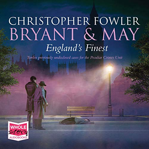 England's Finest audiobook cover art