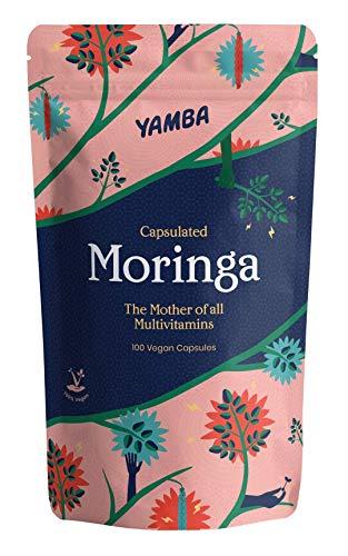 Moringa Vegan Capsules - Multivitamine (100 stuks)