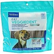 C.E.T. VeggieDent Chews, Regular, 30 Chews