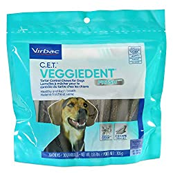 VeggieDent Dental Chews - Best Dog Teeth Cleaning Products