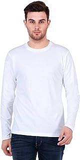 RSO Outfits Men's Plain Full Sleeve T-Shirt