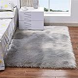 Home Teppich Kurzflor Modern Gemütlich Preiswert Mit Melierung/Größe:50x50cm