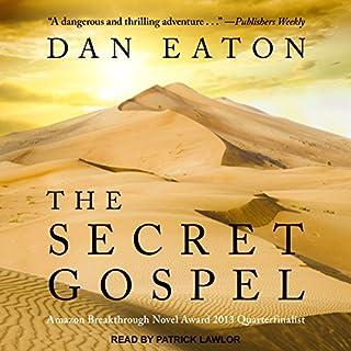 The Secret Gospel audiobook cover art