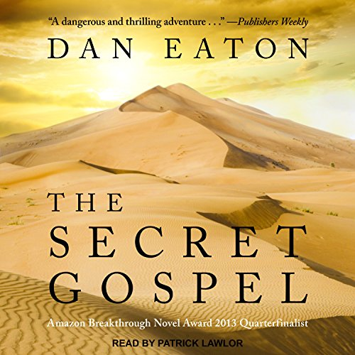 The Secret Gospel audiobook cover art