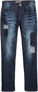 Tommy Hilfiger Little Boys Kent Patchwork Stretch Jeans