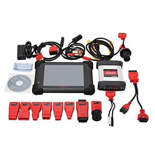 Review Original Maxisys Pro Ms908p Vehicle Diagnostic System with Wifi Update Online …