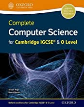 Complete Computer Science for Cambridge IGCSERG & O Level Student Book (CIE IGCSE Complete Series)