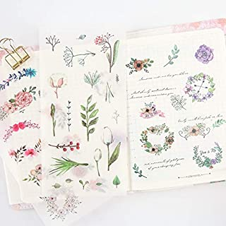 PMSMT 6 Hojas//Paquete Lovely Girls Daily Stickers Decorativos Scrapbooking Stick Label Diary Stationery Album Bullet Journal Stickers
