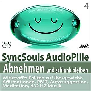 Abnehmen und schlank bleiben. SyncSouls AudioPille Titelbild