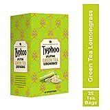 Typhoo Uplifting Lemon Grass Green Tea Bags (25 Tea Bags)