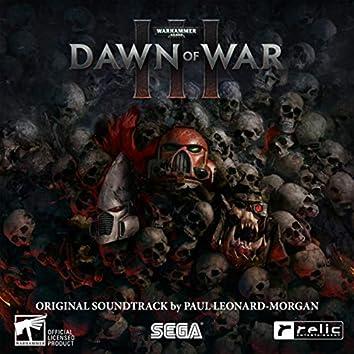 Warhammer 40,000: Dawn of War III (Original Soundtrack)