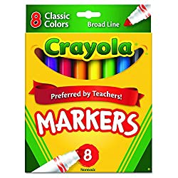 Best Washable Markers For Toddlers Kids And Adults Crafts