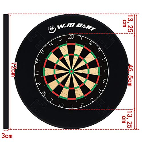 WIN.MAX Dart Catchring Surround Auffangring - 6