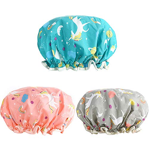 shower cap for girls - 4