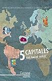 5 capitales (ALGAIDA LITERARIA - PREMIO CORTES DE CÁDIZ)