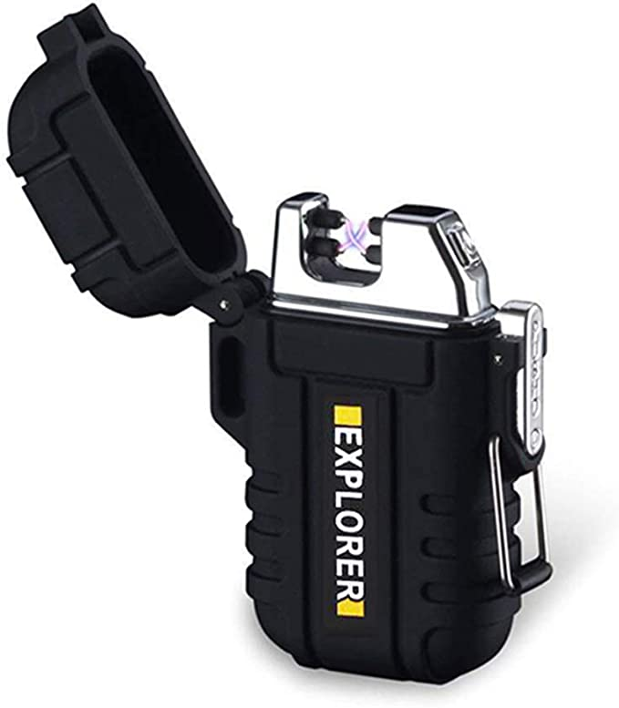 Explorer Plasma Lighter - USB Rechargeable