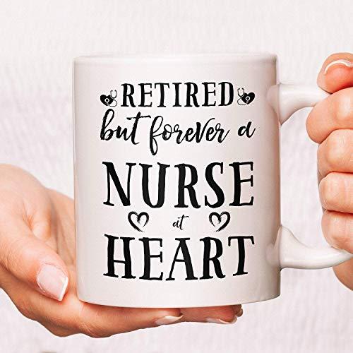 Tasse à café pour infirmière, Born to Be A Stay at Home Cat Mom - Tasse à café pour infirmière - Tasse à café pour infirmière - 325 ml