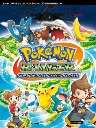 Pokemon Ranger: Finsternis über Almia Das offizielle Lösungsbuch