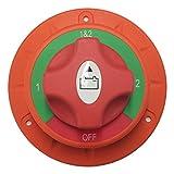 バッテリー切換スイッチ 4ポジション(200A) A23-1