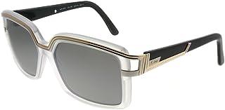 9f8abb7caaa Cazal 803 002SG Crystal Gold Plastic Fashion Sunglasses Silver Mirror Lens