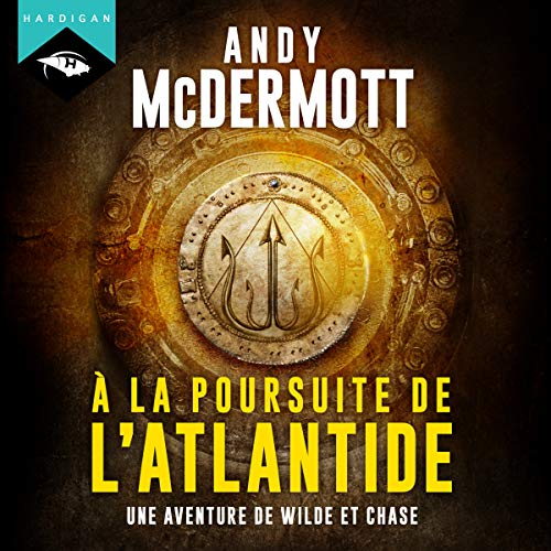 Couverture de À la poursuite de l'Atlantide