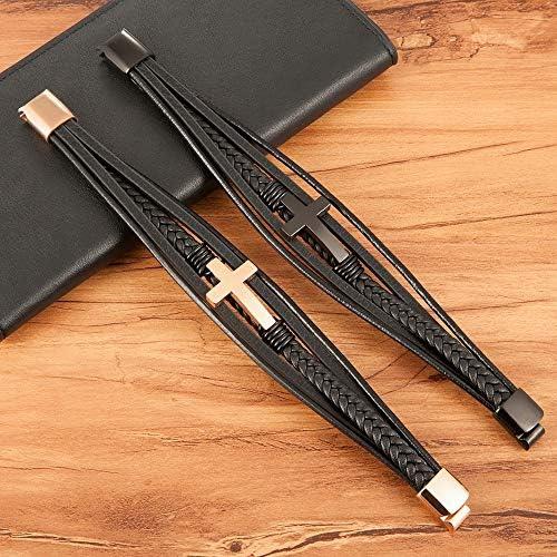 Christian cross bracelets _image2