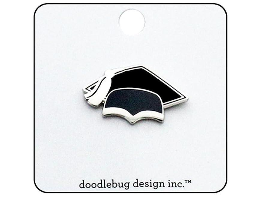 DOODLEBUG Hats HO Collectible Pin Grad Cap