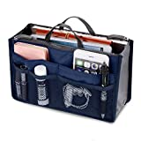 Aulei , Organizer borsa Donna Blu blu scuro