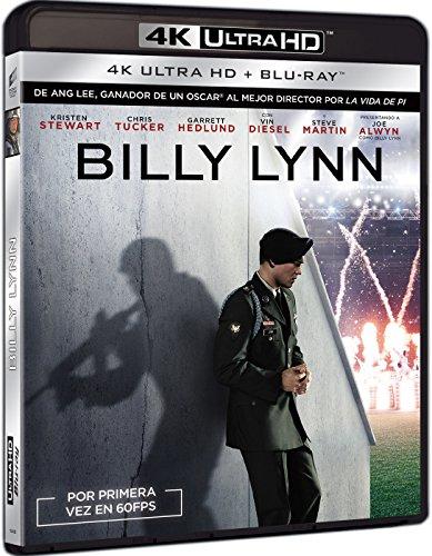 Billy Lynn (4K UHD + BD) [Blu-...