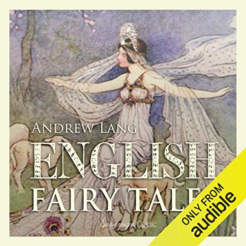 English Fairy Tales, Volume 1 audiobook cover art