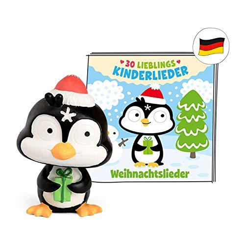 tonies Hörfiguren für Toniebox - 30 Lieblings Kinderlieder - Weihnachtslieder - ca. 70 Min. - Ab 3 Jahre -DEUTSCH