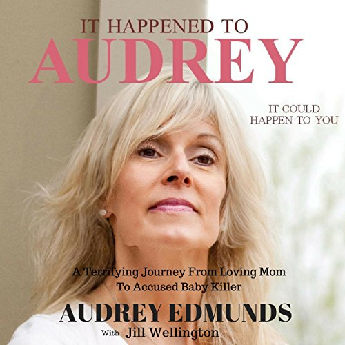 It Happened to Audrey audiobook cover art