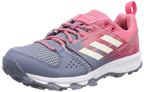 Adidas Galaxy, Zapatillas de Trail Running para Mujer, Multicolor (Acenat/Blatiz/Rosrea 000), 44 2/3 EU