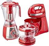 Conjunto Especial Gourmet Red Premium, Mondial, KT-74
