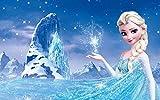 Frozen, ELSA, Eiskönigin Tortenaufleger,...