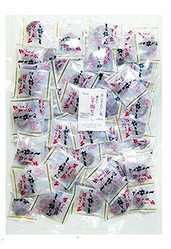 お茶のれん網倉 しそ梅ちゃん 個包装 お徳用 500g